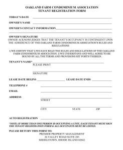 OFCA-Tenant-Registration-Form